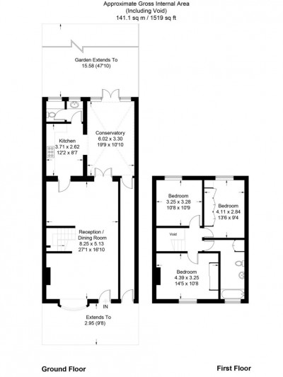 Floorplans For Rothschild Road,Chiswick