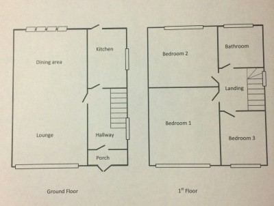 Floorplans For Vancouver Road, Edgware